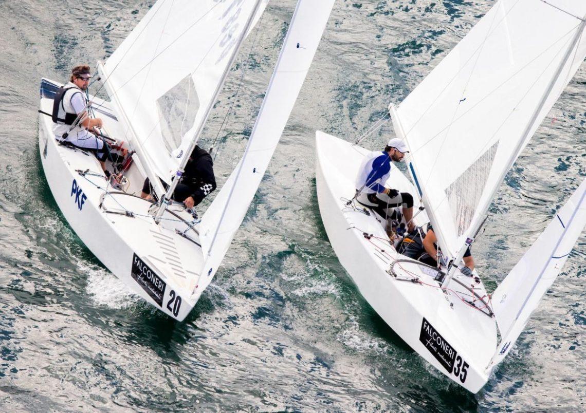 Campionato del Mondo classe STAR a Malcesine sul Lago di Garda 2014