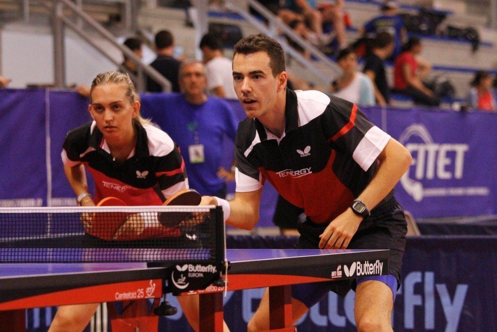 """Partiti i Campionati giovanili di Tennis da tavolo """"Sterilgarda"""" 2014"""