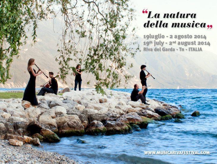 Musica Riva Festival - incontro internazionale di giovani musicisti a Riva del Garda