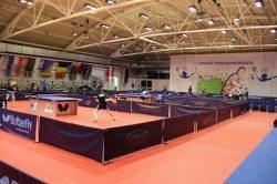 Campionati europei tennis da tavolo 2014 riva del garda