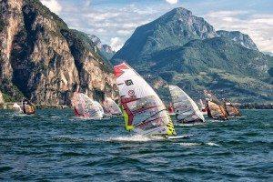windsurfing- campionato nazionale slalom