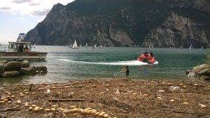 Vigili del fuoco riva del Garda
