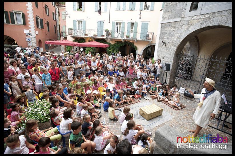 Notte di Fiaba 2014 - Riva del Garda