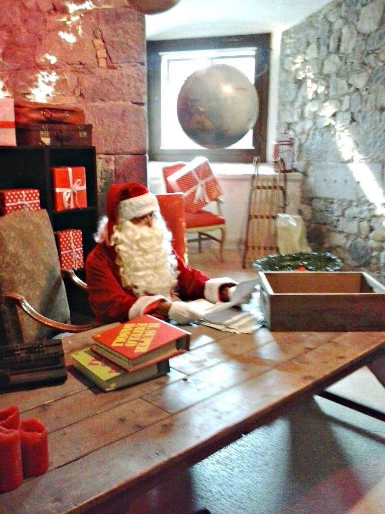 Casa di Babbo Natale e accademia degli elfi Riva del Garda 2017