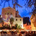 La magia del Natale nel Garda Trentino