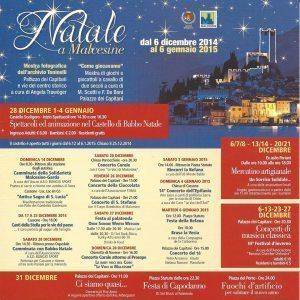 programma eventi dicembre Malcesine