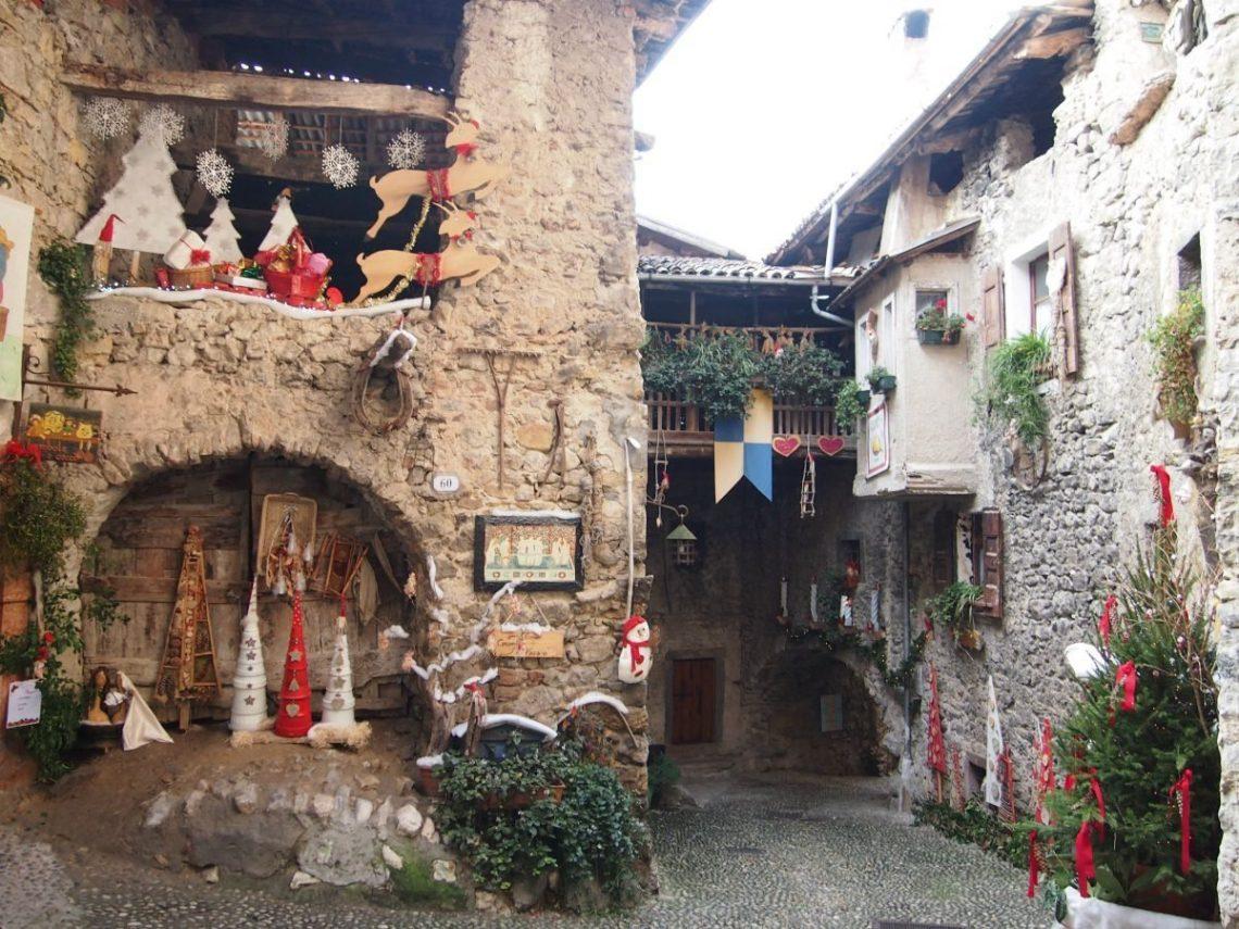 Mercatini di Natale in Trentino: Canale di Tenno