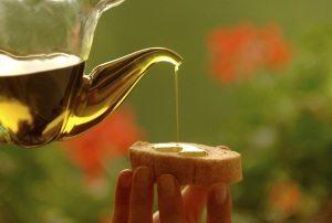 olio extravergine d'oliva DOP