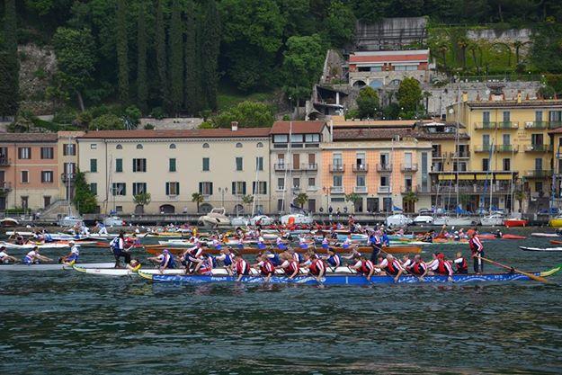 Toscolano Maderno: La Gardalonga 2015 manifestazione remiera