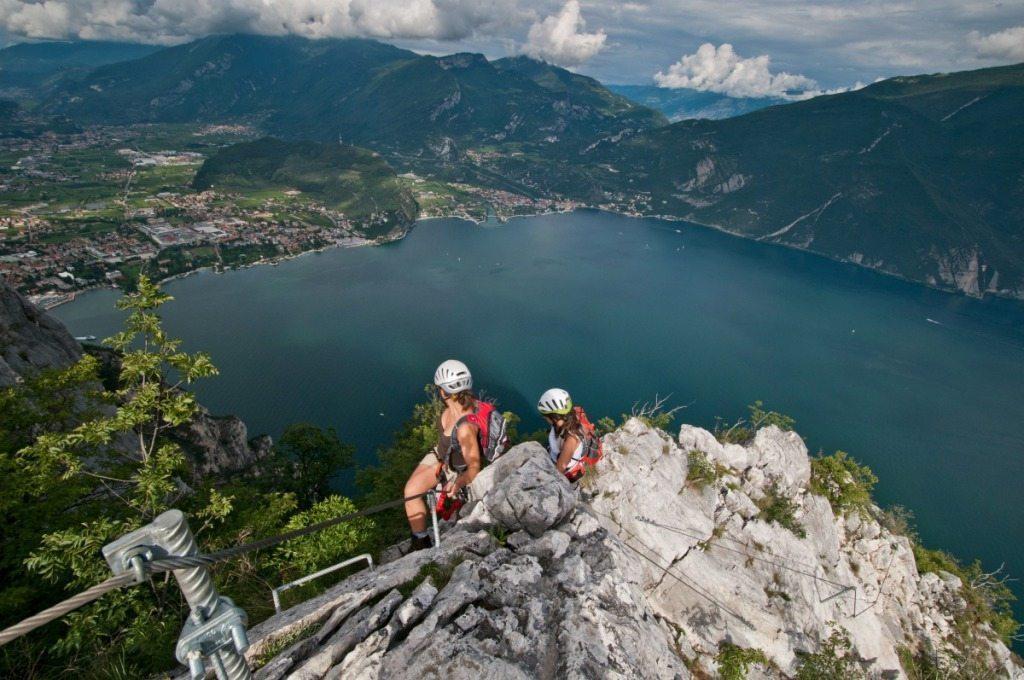 A tutto sport nel Garda Trentino