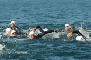 Foto di R. Veronesi triathlon Toscolano