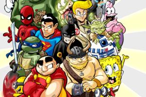 Tre giorni a tutto fumetto … Miti del fumetto in Valle di Ledro