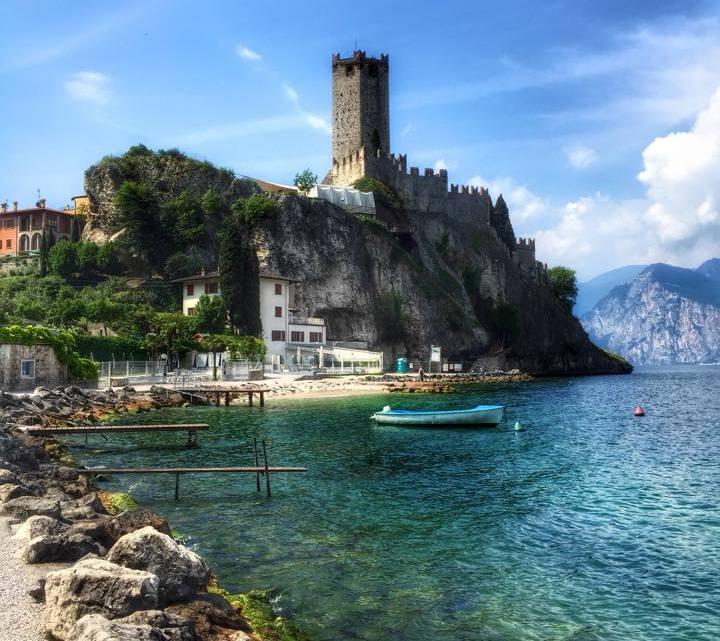 Ciottolando con gusto 2015 a Malcesine sul Lago di Garda