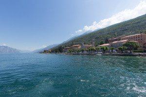 Giro del Lago di Garda IN BATTELLO da Nord a Sud e ritorno