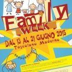 Family week a Toscolano Maderno dal 13 al 21 giugno