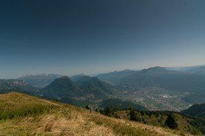 Escursione Monte d'Oro in Val di Ledro