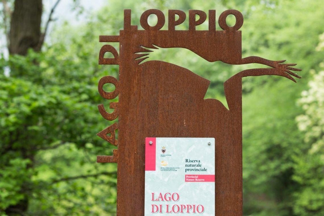 Lago di Loppio, biotopo di loppio