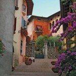Il Lago di Garda visto da Facebook nel mese di Giugno
