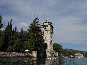 Mauro Gipso Roberto Simpsi - Torre San Marco - Gardone Riviera