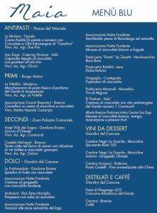 menu blu notte fondente gardone riviera