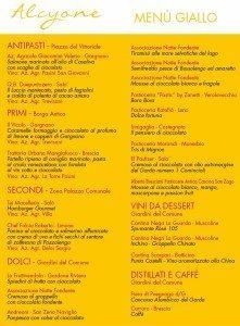 menu giallo notte fondente gardone riviera