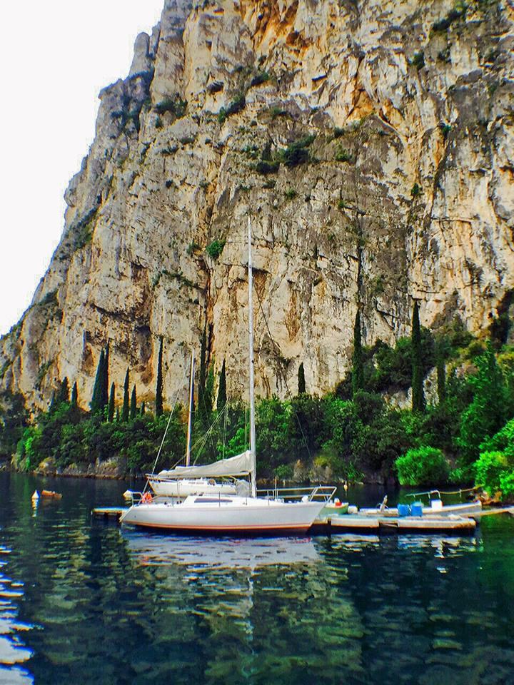 Album fotografico del Lago di Garda nel mese di Luglio