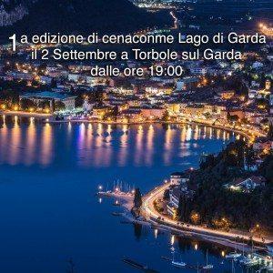 Cenacnme Lago di Garda a Torbole
