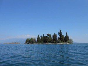 Gipso Roberto Simpsi - Isola dei Conigli - San Biagio