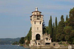 Gipso Roberto Simpsi - Torre San Marco - Gardone Riviera