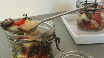 San Pietro con pomodorini, olive e capperi cucinato con Fresco l'abbattitore domestico il 'mio' alleato in cucina!