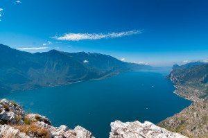 Cima Larici sul Lago di Garda