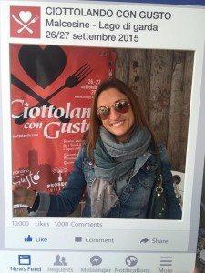 Ciotolando con gusto 2015 a Malcesine!