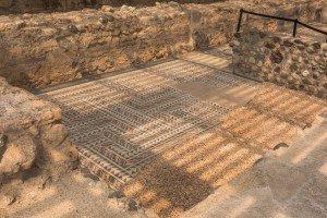 villa romana mosaici leg