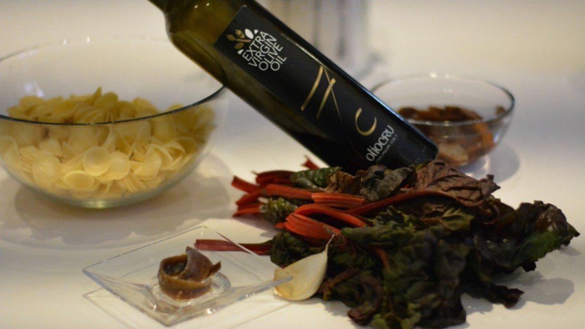 Ricette del Lunedi: Orecchiette risottate con bietoline e pomodorini secchi!