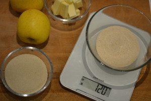 Ricetta del Lunedi: Crumble di mele!