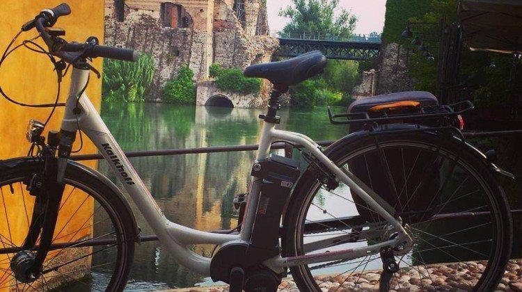 Le Terre del Custoza in Bicicletta