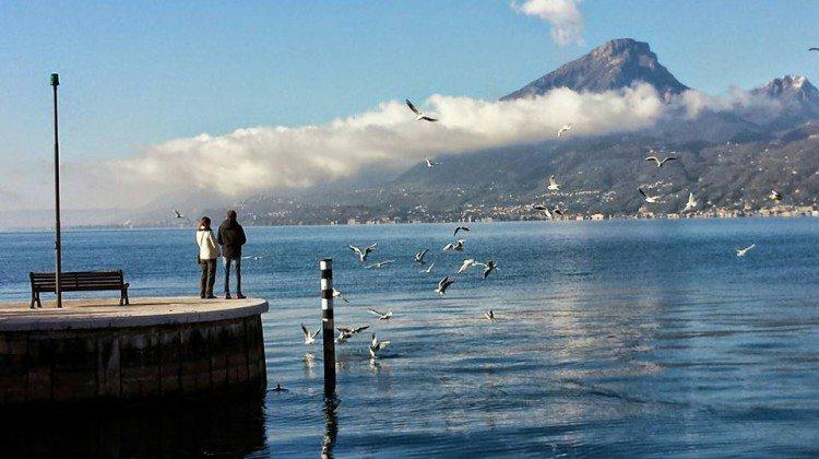 Le foto più belle del Lago di Garda scattate nel mese Novembre