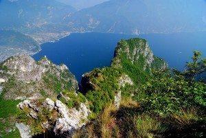 Claudio Cavazzuti Riva del Garda da Cima Rocca