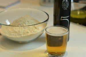 Focaccia alla birra