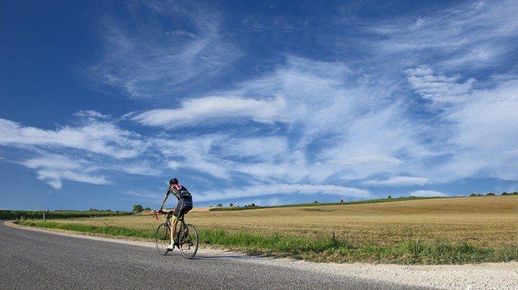 Sulle Colline del Risorgimento Italiano In Bicicletta