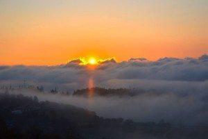 Mario Quecchia La nebbia