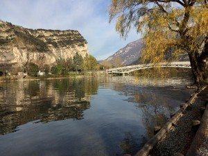 Vittorina Zanlucchi Torbole ponte sul Sarca