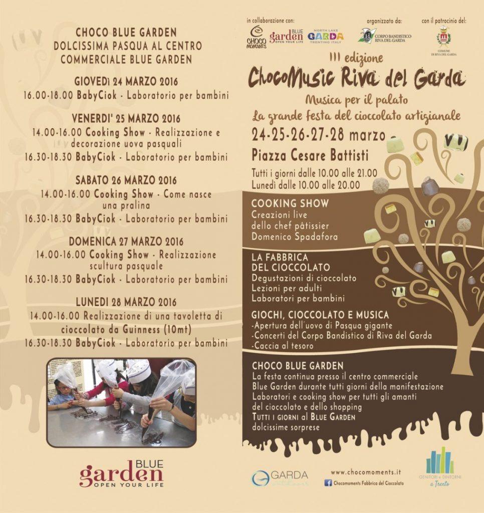 Riva del Garda: Chocomusic, musica per il palato! - la grande festa del cioccolato artigianale