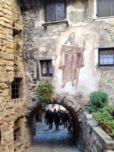 Canale di Tenno: Borgo Medioevale Magico fuori dal tempo