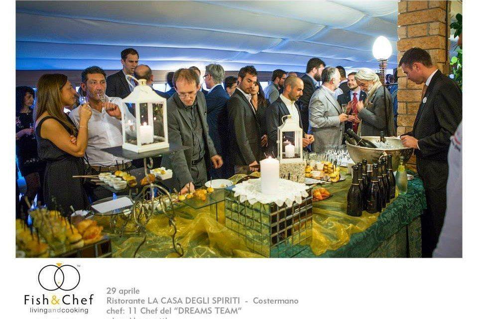 Fish & chef 2016 dal 21 al 27 aprile sul Lago di Garda