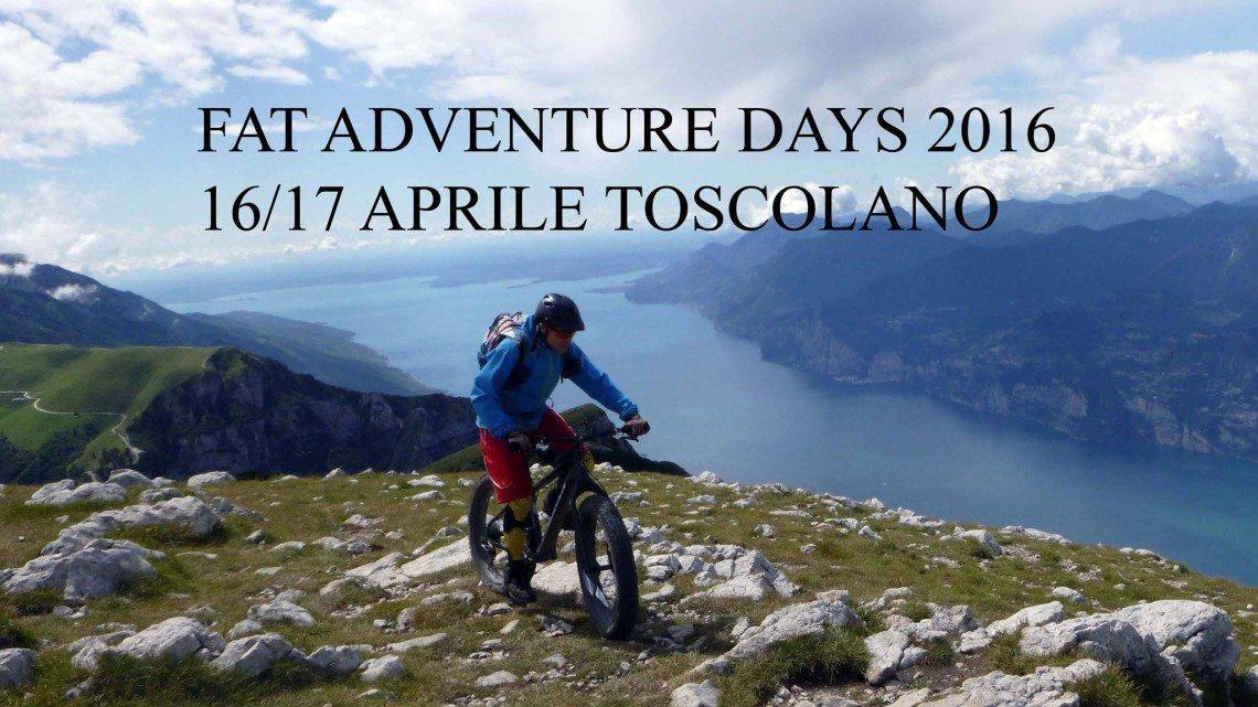 Fat Adventure Days sbarca sul Lago di Garda il 16/17 aprile