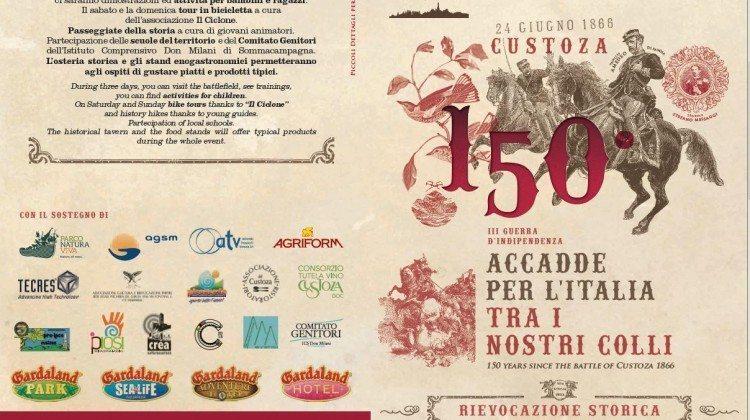 Terre del Custoza: I 150 anni dalla battaglia che decise le sorti della Terza Guerra d'Indipendenza