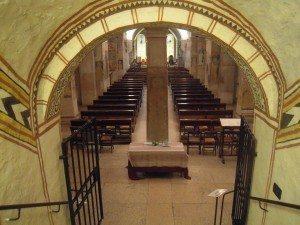 cripta di San Fermo