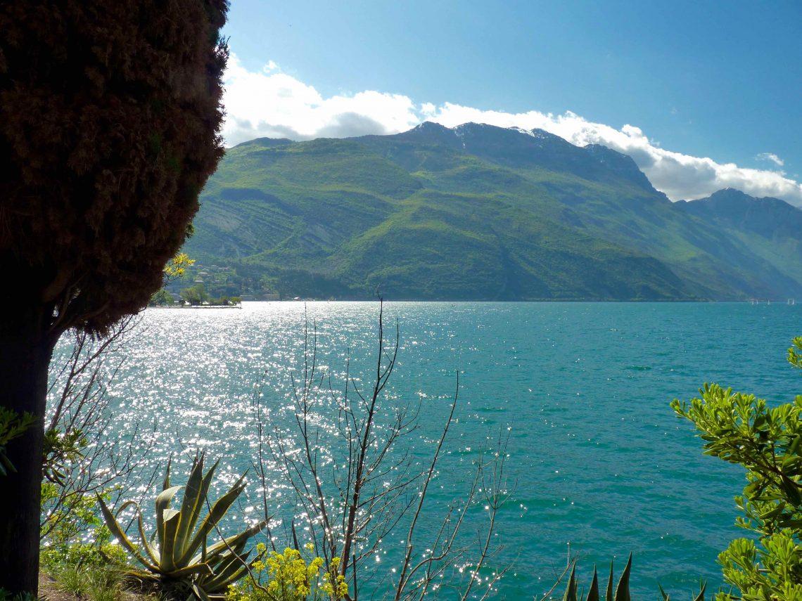 Week end coi bambini sul Lago di Garda Trentino: passeggiate e panorami