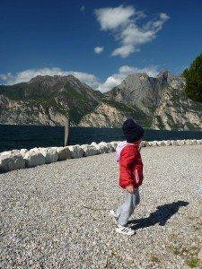 Weekend coi bambini sul Lago di Garda Trentino: passeggiate e panorami